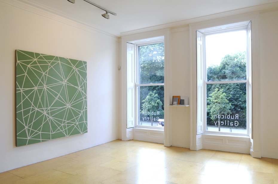 Rubicon Gallery Dublin Installation / Artist Ronnie Hughes