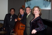 Frank Wilson, Drums, Luther Hughes, Bass,  Ed Czach,Piano, Peggie Perkins