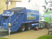 Natural Gas Vehicles Take The Hill