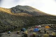 Laguna de Barro Negro,  Parque Nacional Sierra Nevada