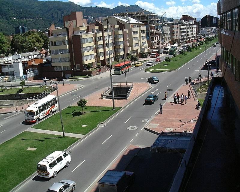Colombia, Bogotá