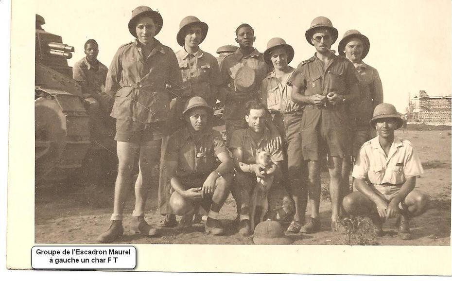 Groupe de l'Escadron Maurel