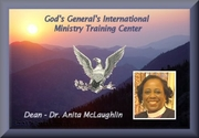 Gods Generals Intl Ministry Training Center