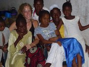 "Senegal with my ""senegalaise family"""