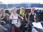 dance in a Senegal
