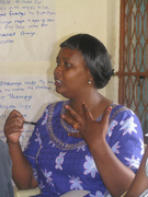 NANCY from KENWA office Nyeri