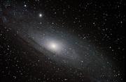 Andromeda galaxen