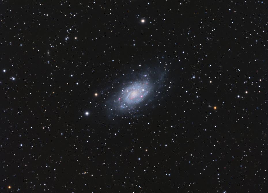 NGC2403 LHaRGB
