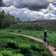 Crested Butte Bike Trail