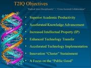MedTechIQ T2IQ-Triple Helix-Objectives