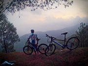 MTB Himalaya Trail Hunt rides