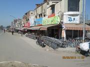 "Amritsar, the city of ""Cycle Shops""."