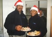 2004 Christmas lunch @ Baghdad