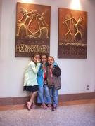 lipa,vase and tita @ MID CITY