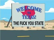 Texas - from Family Guy