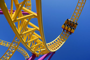 Rage Rollercoaster Southend-on-Sea