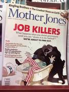 Mother Jones, Dec 2011 - Drowning in Bathtub