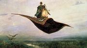 O Tapete Voador de Viktor M. Vasnetsov