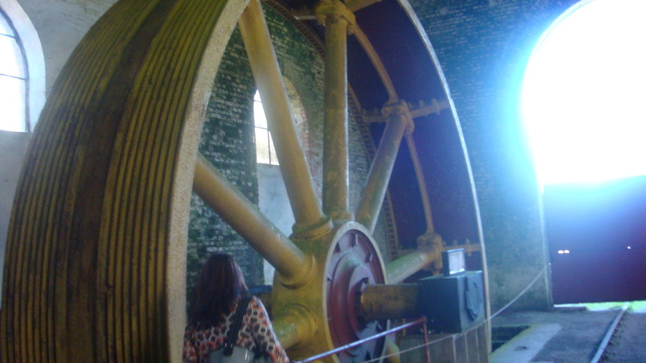Roda Mundo, Roda Gigante