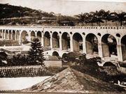 Aqueduto da Carioca, por Marc Ferrez