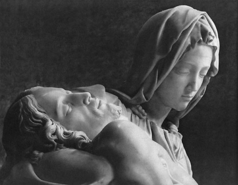 Michelangelo_Pieta_detalhe