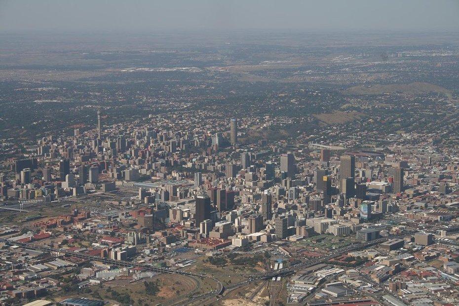 Johannesburgo - África do Sul
