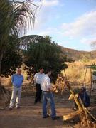 Agricultor/a familiar de comunidade rural em Janauba(MG) contemplado na inclusão produtiva
