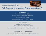 O CINEMA E O JOVEM CONTEMPORANEO