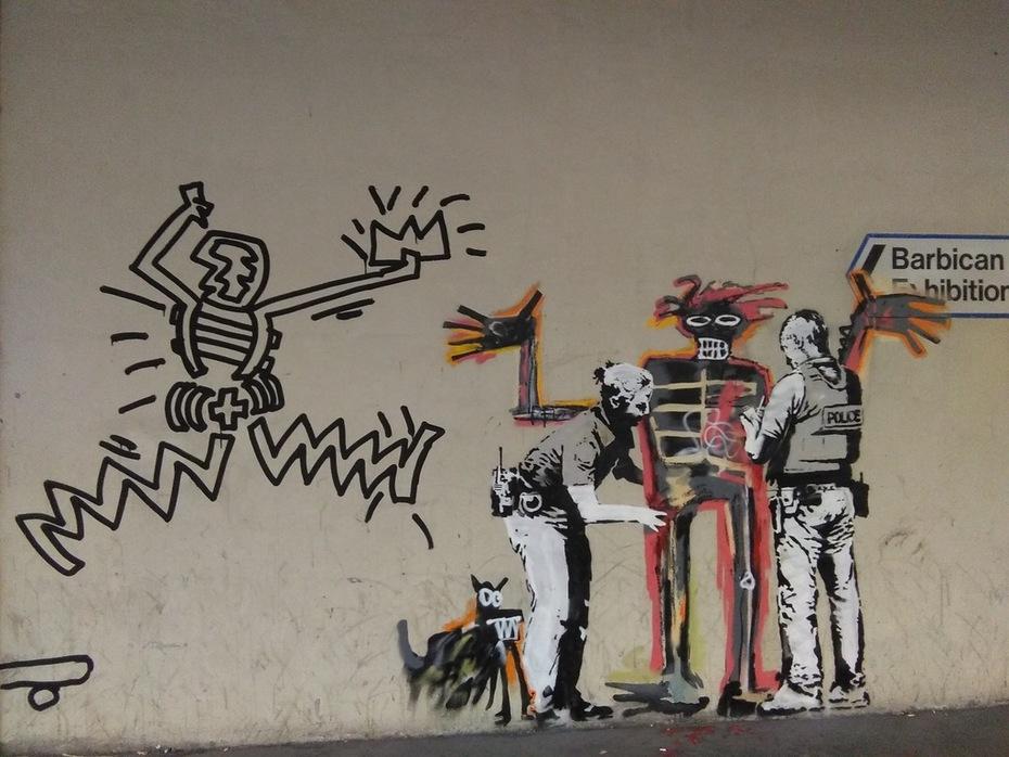 In Memory of Basquiat