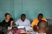 Project meeting in Ndop