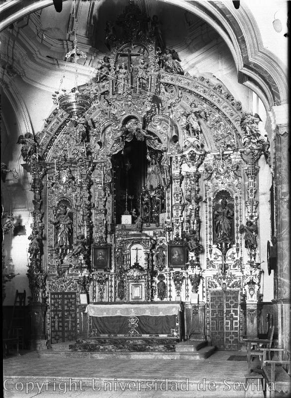Retablo Mayor Remedios