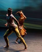 ZVIDANCE presents the World Premieres of BEARS EARS & DETOUR at New York Live Arts