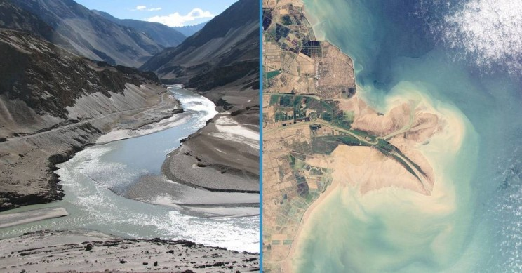 Interesting Engineering: 6 Major Rivers Facing Drought-like Situations from Overuse