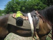 Civilian saddle