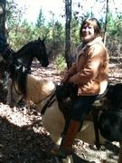 Riding at Many Cedars