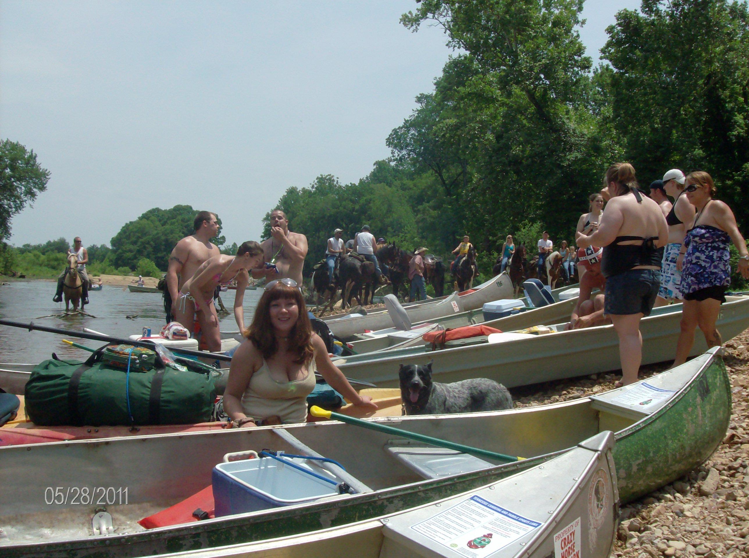 Floating/Fishing/TRAILRIDING NOW @ MANY CEDARS!