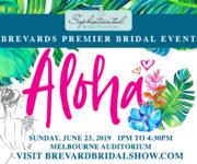 """Aloha"" Brevard's Largest Bridal Show"