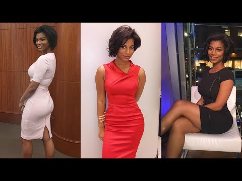 Taylor Rooks | #NewsBae | Curvy Sports Broadcaster