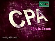 CPA Services in Bronex