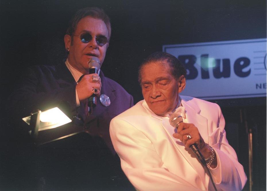 Jimmy & Elton John  ~