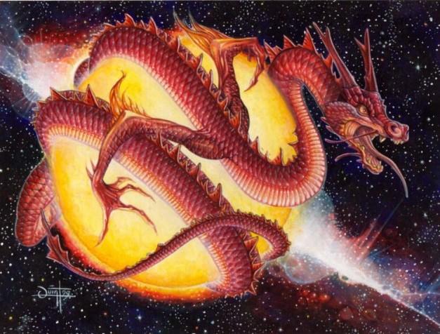 Celestial Dragon Guardian