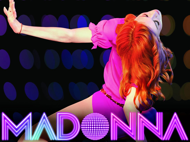 Madonna from another view!