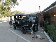 Meeting Peter and the Model T in Durango, Col