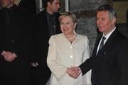 Secretary Clinton in Brussels