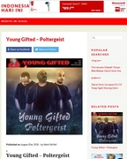 Indonesia Hari InI_Young Gifted Poltergeist