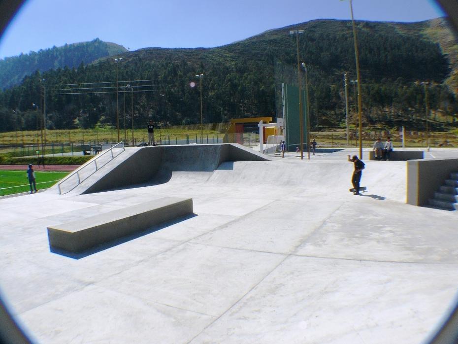 SKATEPARK HUANCAYO