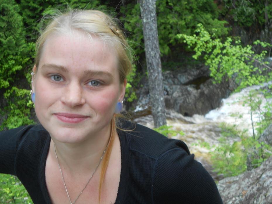 Me @  Maine's Layline, Eustis, ME