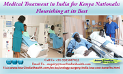 Medical Treatment in India for Kenya National