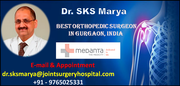Dr. SKS Marya Setting the Standard in Orthopaedic Excellence in India