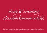Hartz IV erniedrigt